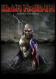 Iron Maiden Eddie | Fuentes de Información - imagenes iron maiden