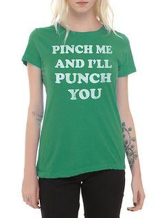 Pinch Me Girls T-Shirt | Hot Topic