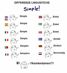Funny lol -- Very yksinkertainen finnish language Daily Funny jokes Funny Pictures Can't Stop Laughing, Best Funny Pictures, Funny Photos, Funny Images, Finnish Memes, Finnish Language, Best Of 9gag, Funny Facts, Meaningful Quotes