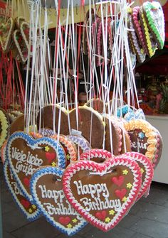 order german gingerbread heart - Google Search