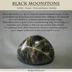 ∆ Moonstone...Black moonstone