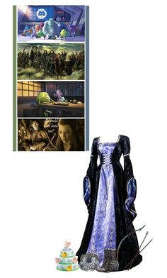 """Monsters, Inc. dreamcast"" by fashionqueen76 ❤ liked on Polyvore featuring INC International Concepts and happybirthday"