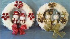 Fantastic Christmas Wreath ...easy to make