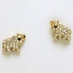 Crystal Ellie Earrings