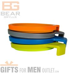 #BearGrylls #PackItCup #MultiColor #CampingSupplies