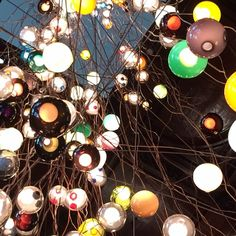 Lights up at the Victoria and Albert Museum by Paul Smith