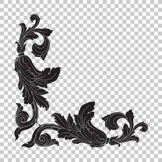 https://es.123rf.com/photo_72331945_stock-vector-isolate-vintage-baroque-ornament-retro-pattern-antique-style-acanthus-decorative-design-element-fili.html