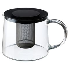 My Riklig teapot from Ikea is one of the most useful gifts I've ever received. I love it and use it everyday! ♥dc
