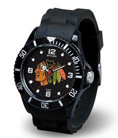 Sparo Men's Chicago Blackhawks Spirit Watch
