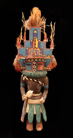 Sherwoods American Indian Art and Artifacts - Santa Fe, NM - Katsinas