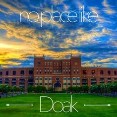 No place on Gods green Earth than Doak Campbell Stadium<3