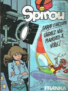 Spirou N°2309 Franka