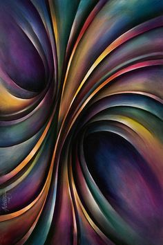 Abstract Design 55 Painting