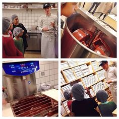 Amazing tour @mastbrothers # factory in Shoreditch on Saturday. Great to hear about the whole process including how they pay their #cocoa farmers double the @fairtradeuk rate hand sort & grind their beans add far less #sugar than regular #chocolate makers & add v little to the chocolate allowing the providence of the cocoa speak for itself. Worth every penny of 7 price tag - so privileged to share with my nieces too. But from @cocoarunners if out of London #foodie #vegan #additivefree…