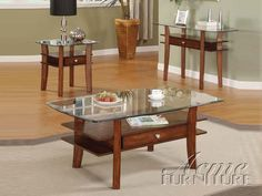 Karlyn Coffee Table Set 16230 Set By Acme