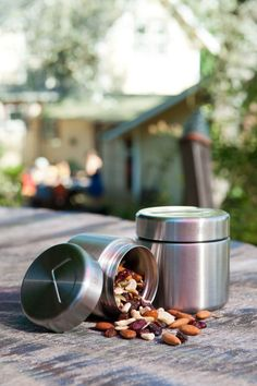 Klean Kanteen: Stainless Steel Food Canisters and Containers