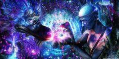 Singularity Evolution: 48 DNA Strand Master Bolg : The Galactic Immortal