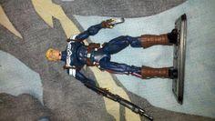 Commander Steve Rogers.