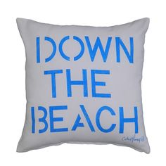 Cushions & Cushion Inserts - Briscoes - Cathie Maney Down The Beach Cushion