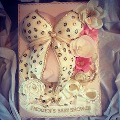 - Baby Shower Cake