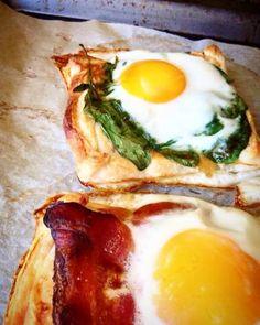 Leveles tészta reggelire?! Hungarian Recipes, Hungarian Food, Baked Goods, Eggs, Favorite Recipes, Bacon, Cheese, Breakfast Ideas, Diet