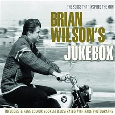 Brian Wilson - Brian Wilson's Jukebox: The Music That Inspired the Man (CD)
