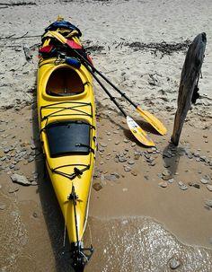 Open water/ sea kayaking