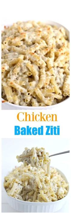 Ground Chicken is overlooked as a great way to get a delicious meal on the table fast. This meal can be ready in 30 minutes, making it not only a delicious meal, but one that will be requested over and over. A family favorite meal. Delicious chicken sauce over pasta with chicken and mozzarella cheese baked to perfection.