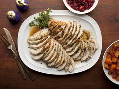 Herb-Roasted Turkey Breast  #RecipeOfTheDay