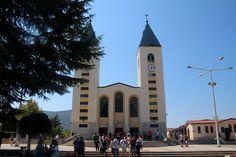 Santuario de Medugorje