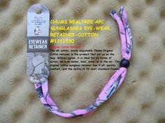 763e2f454e Chums realtree apc sunglasses eye-wear retainer-cotton  1211530