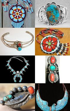 Native American Art and Jewelry --Pinned by xurple.etsy.com with TreasuryPin.com
