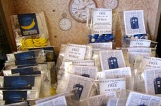 dr. who candy - Google Search