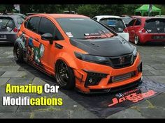 Amazing Car Modifications 2018 – 5 Big Trends For The Year