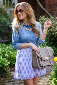 The Dainty Darling: Easy Breezy Blues