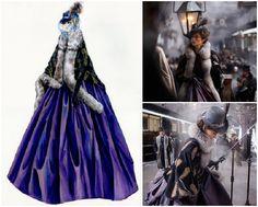Keira Style Addicted: Keira's Movie Costume - Anna Karenina