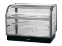 Lincat Seal 650 Range Curved Front Ambient Merchandiser Self Service 1000mm