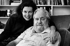 Gerald Durrell with his second wife Lee.