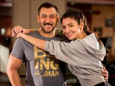 It's settled! Anushka Sharma joins Salman Khan in Sultan - The Express Tribune