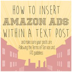 How to Insert Amazon Ads Within a Text Post // Budget Girl --- Get your blog holiday-ready by using text links instead of banner links. Also, make sure you're following their ToS and FTC guidelines so you don't get kicked out of the program!