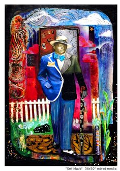 Black Art In America (www.blackartinamerica.com) is for artists and art lovers, join today.