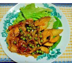 Traditional hainanese pork chop recipe