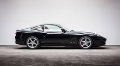 #Ferrari #550 #Maranello