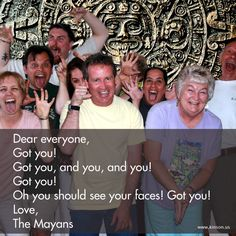 Mayan End of the World - explained