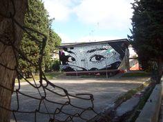 street art, Lecce, Italy Chekos'art www.chekosart.blogspot.com