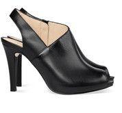 Zwarte Unisa schoenen Tobia pumps
