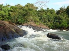 #India, This beautiful river is called Kallada and can be found at a place called Kakod close by #Punalur  http://www.nativeplanet.com/punalur/photos/3217/