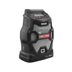 Have 19.2-Volt Radio with Bluetooth Technology - Sears reg $50-have $40 sale