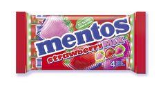 Mentos Strawberry Mix