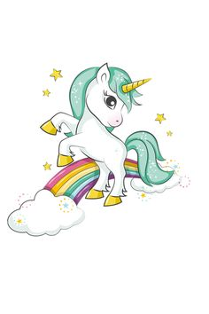 Diy shirt 829154981371413687 - Iron-On Transfer Unicorn Rainbow Print On T-Shirt Clothes Decoration Diy Accessory Washable New Design Appliques Brand:Colife Source by Unicorn Drawing, Unicorn Art, Cute Unicorn, Rainbow Unicorn, Unicorn Quotes, Unicorn Images, Unicorn Pictures, Unicornios Wallpaper, Rainbow Wallpaper